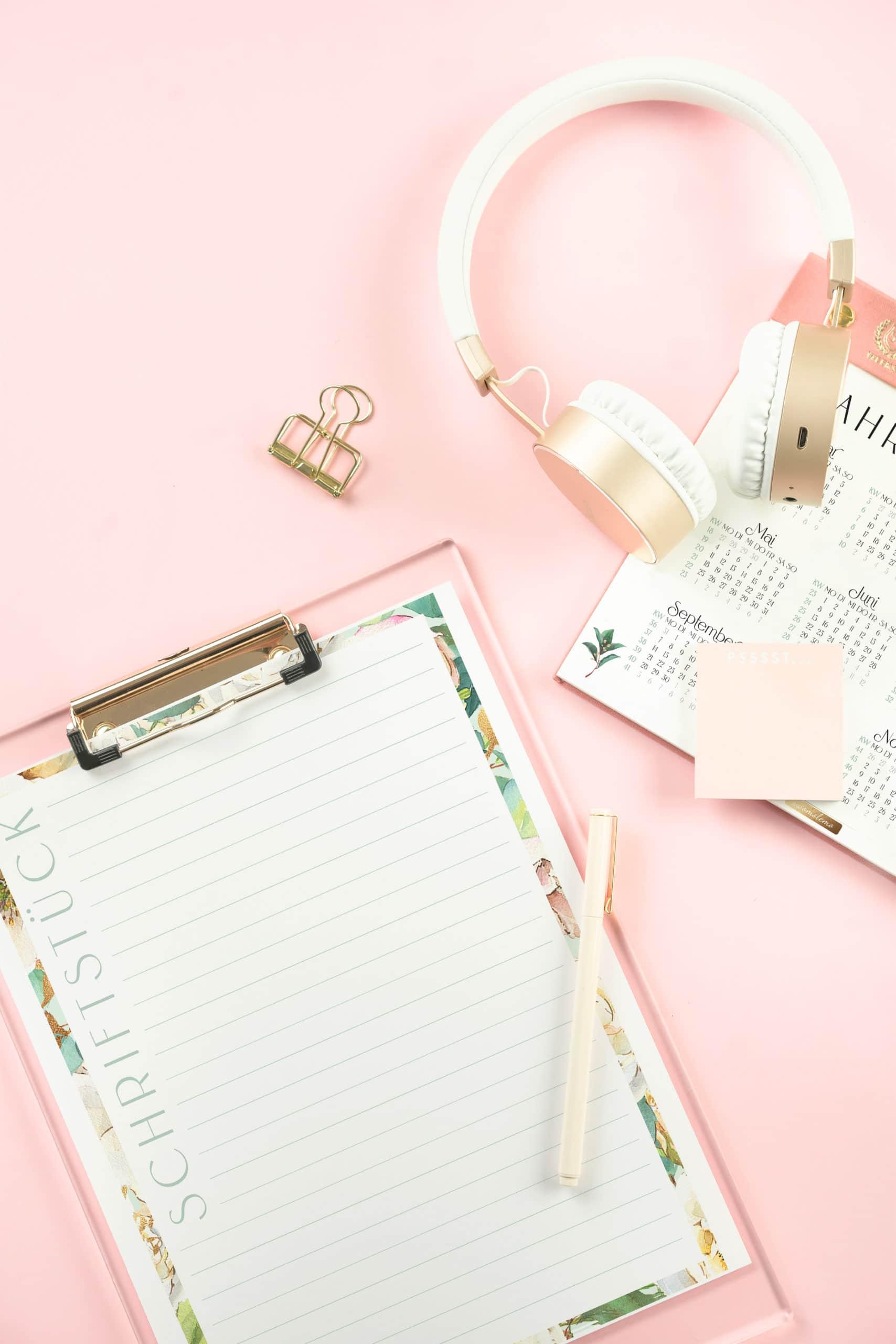 2021 Organizer XXL-Set / PDF Kalender und Planer Vorlagen zum Ausdrucken 9