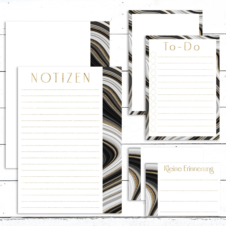 Swomolemo Bullet Journal Ideen Planer Vorlagen Organizer Kalender Schreibpapier zum ausdrucken_