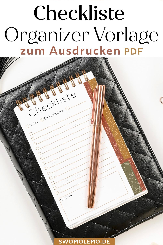 swomolemo bullet journal kalender planer vorlage zum ausdrucken checkliste