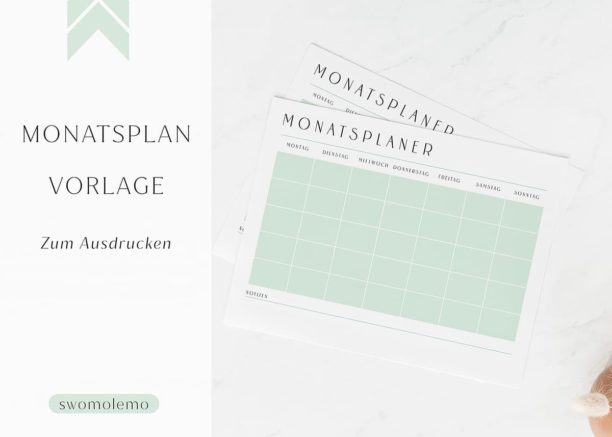 Monatsplan_Vorlage_PDF_Download_Ausdrucken