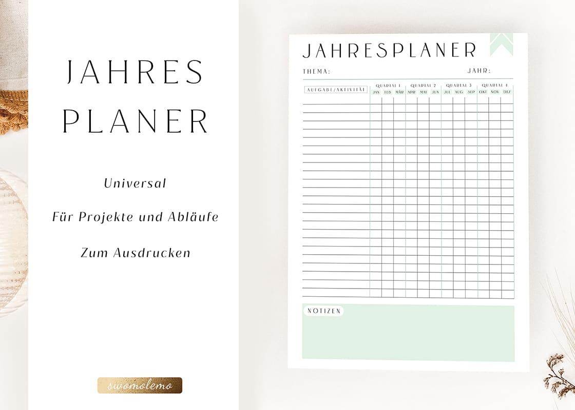 Projektplan_vorlage_zum_ausdrucken_Jahresplanung_aufgaben_planen
