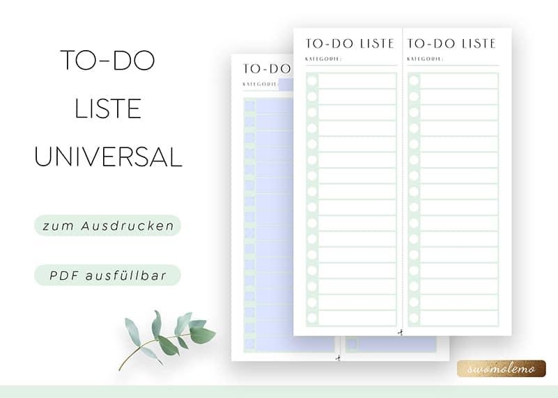To_Do_Liste_doppelt_Druckvorlage_Minimal_Green_Swomolemo