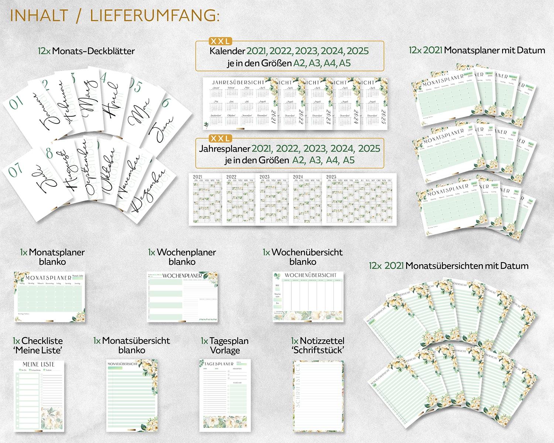 Planer-Vorlagen-Set-2021-Inhalt-Organizer-Template
