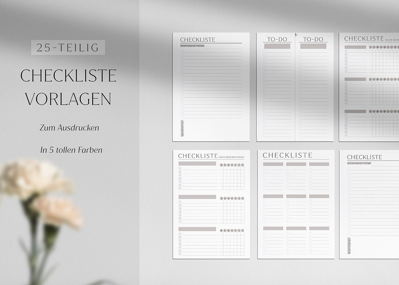 Checkliste_To_do_Liste_zum_ausdrucken_pdf_planer_Vorlagen