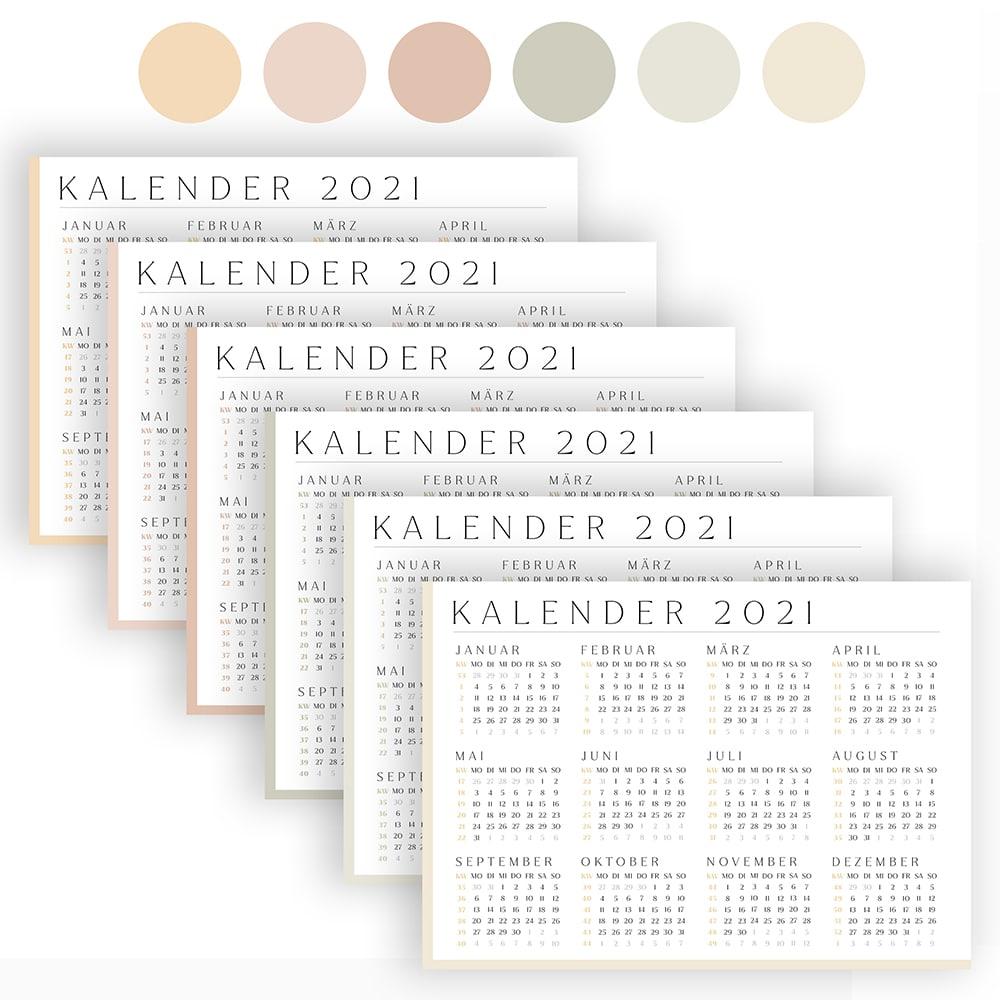 Kalender_2021_pdf_ausdrucken_Jahreskalender_mit_Kalenderwochen