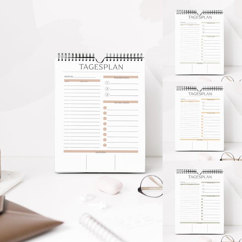 Tagesplan_Vorlage_zum_Ausdrucken_Tagesplanung_Tagesplaner_Block_Vorlage_erstellen