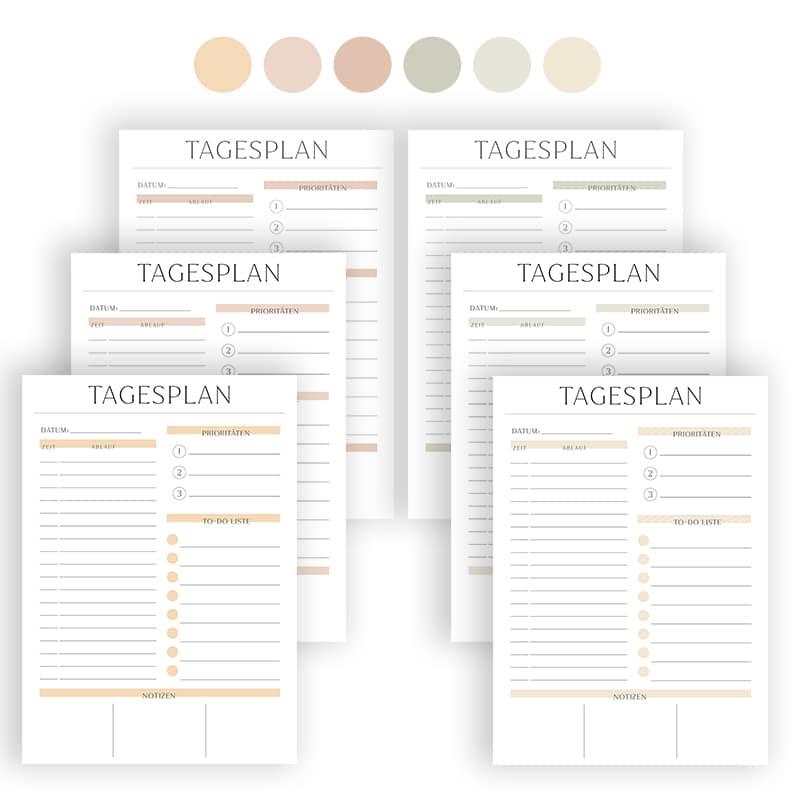 Tagesplan_zum_Ausdrucken_Vorlage_Tagesplanung_Tagesplaner_Arbeit