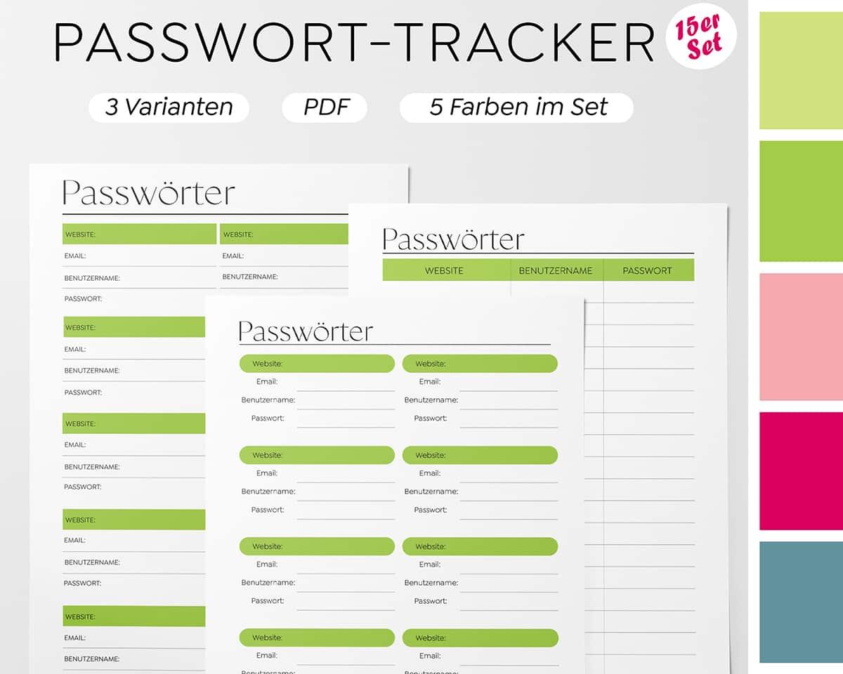 Passwörter-Tracker-Seite-Download-PDF