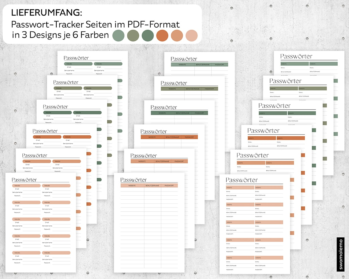 Printable-Passwort-Liste-Eintragen-PDF
